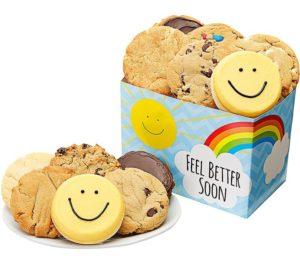 In hộp giấy đựng bánh quy