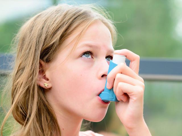 Cần biết gì khi chữa hen suyễn cho trẻ em