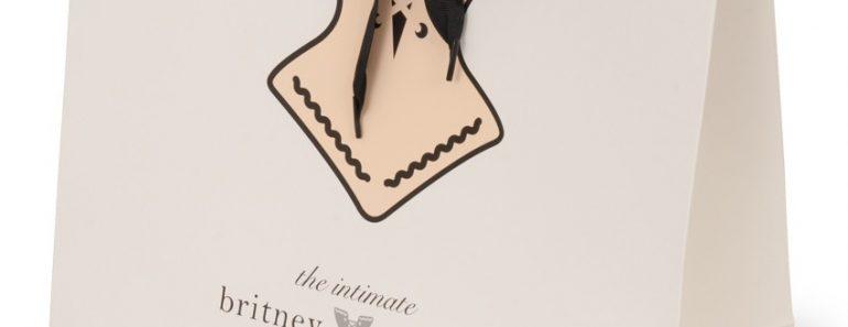 In túi giấy thời trang