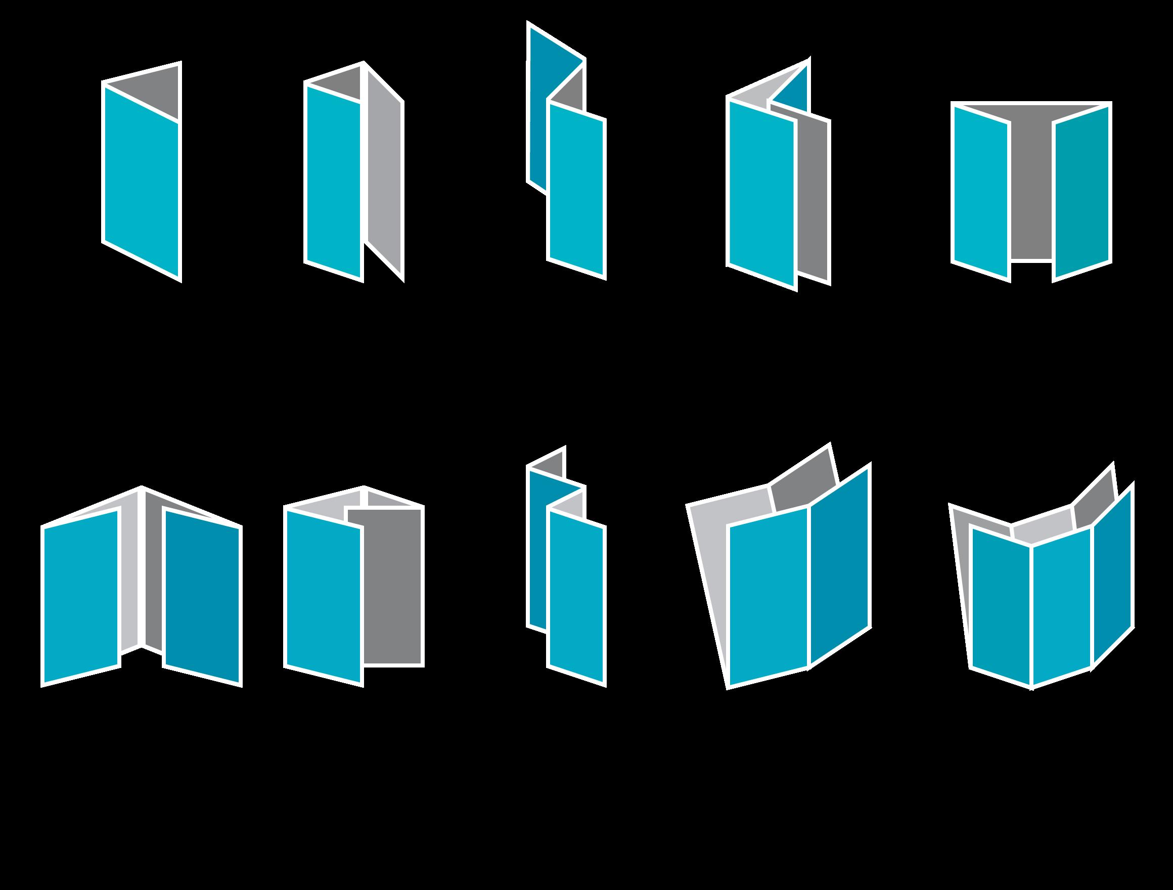các loại brochure