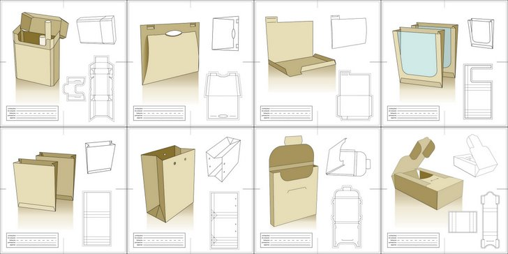 Sự đa dạng của việc in túi giấy là như thế nào