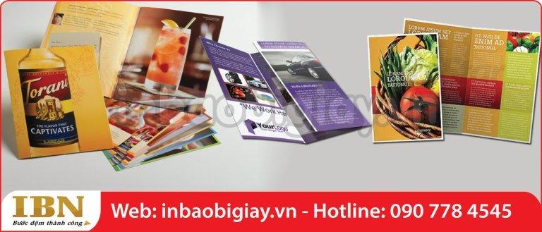 Tại sao cần in brochure để quảng bá thương hiệu?