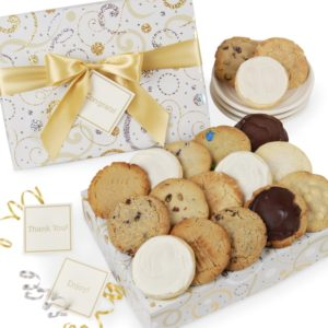 In hộp giấy bánh quy