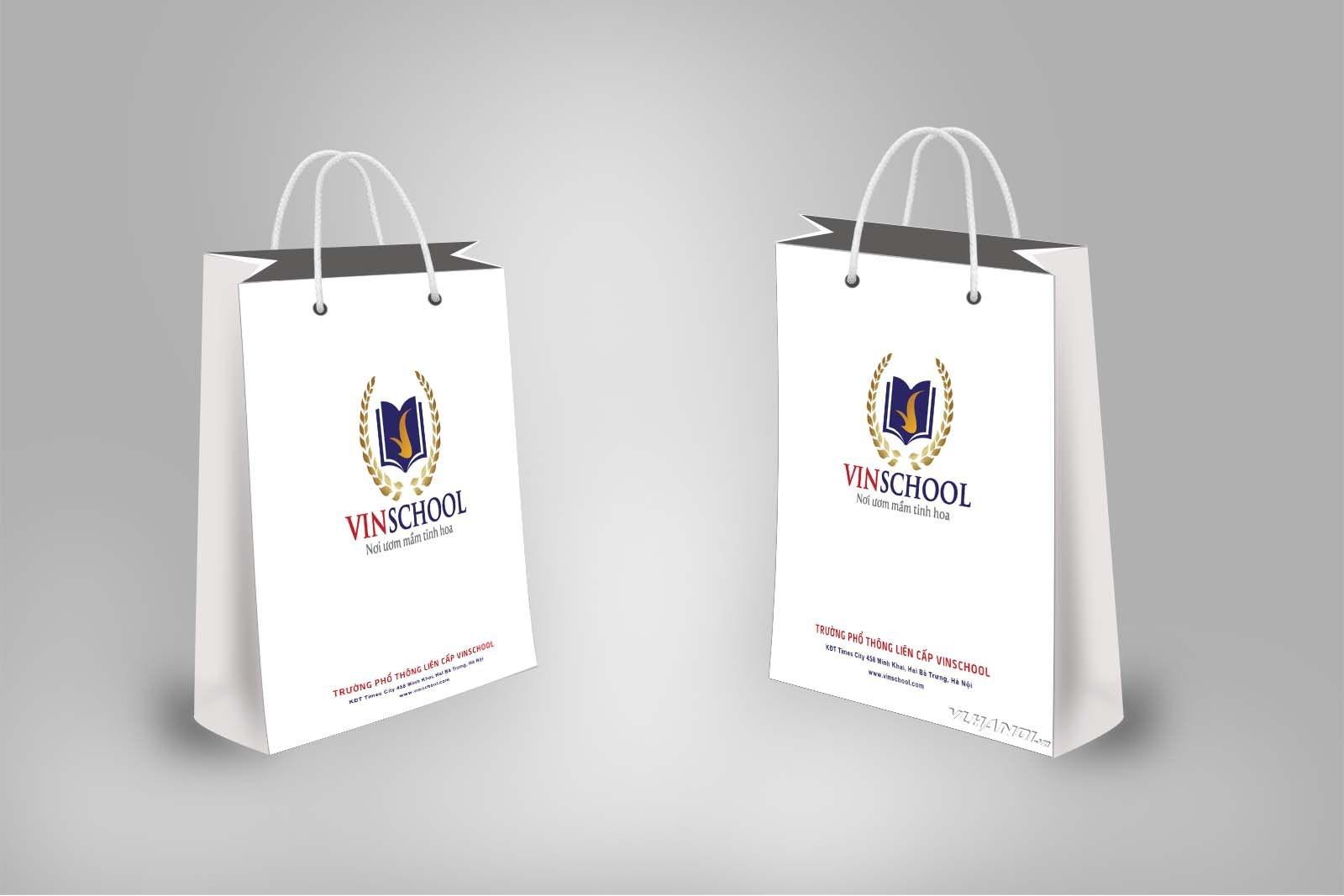 Hiệu quả của túi giấy đem lại thương hiệu cho doanh nghiệp