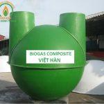hầm biogas Việt Hàn Composite