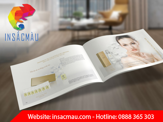 catalogue giới thiệu sản phẩm