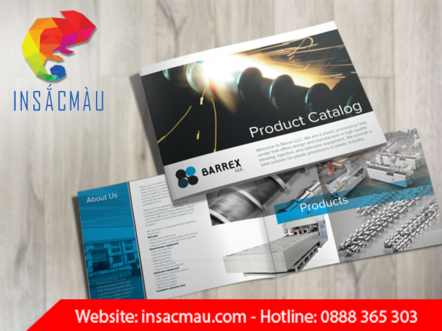 catalogue sản phẩm